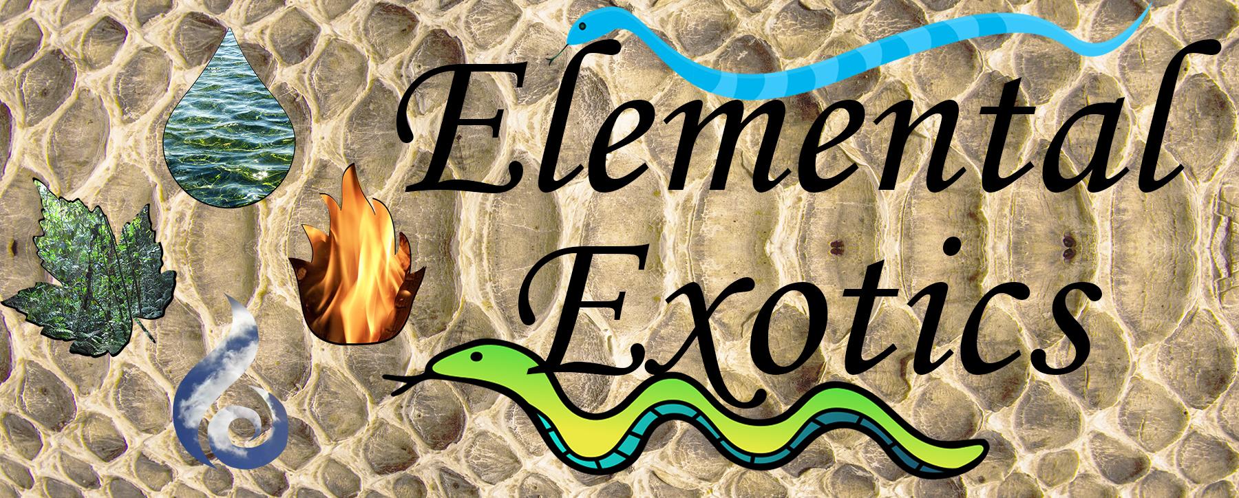 Elemental Exotics